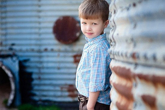 downtown belleville kids portraits