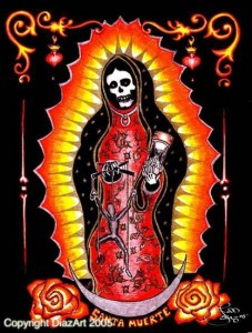 Santa Muerte Dinan Photo-10001