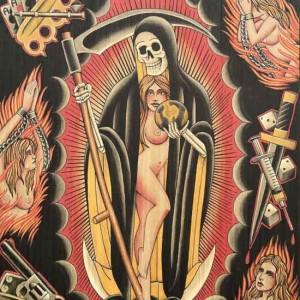 Santa Muerte Dinan Photo-10022